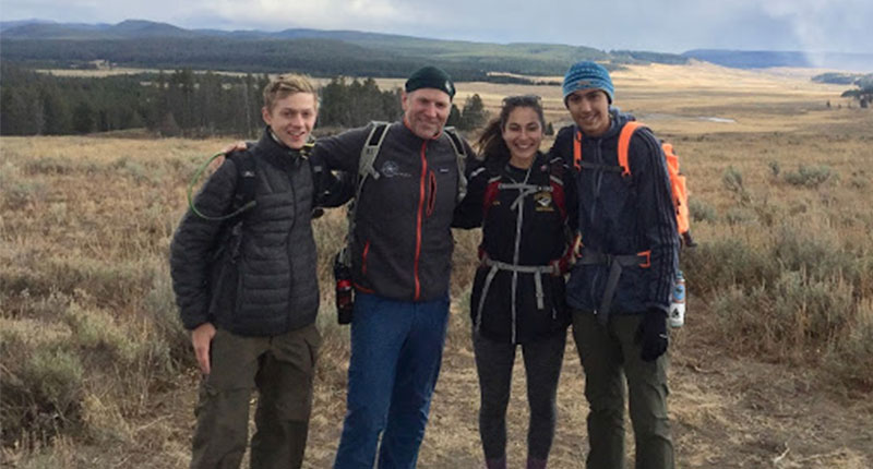 Student Stewards Head to Yellowstone