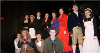 Oliver Twist Cast Photo