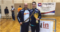 Fencing Coach Receives National Award Photo