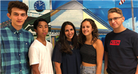 Ward Melville Students' Films Grace the Big Screen photo