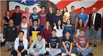 Ward Melville Students Earn National Scholastic Honor photo