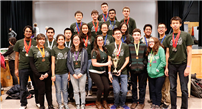 Ward Melville Science Team Ranks First photo