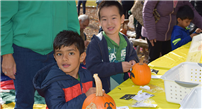 Fun at the Pre-K Fall Festival photo